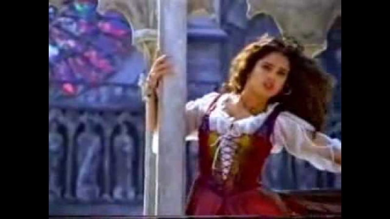 Dance de Esmeralda Quasimodo Caravana Varekai