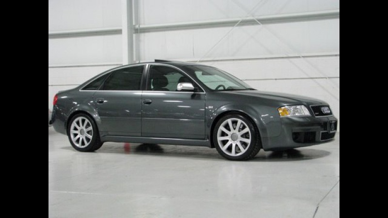 2003 Audi RS6 Twin-Turbo V8--Chicago Cars Direct HD