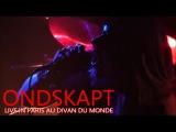 ONDSKAPT LIVE IN PARIS AU DIVAN DU MONDE LE 28 JANVIER 2015