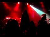 Ondskapt Live 31.1.2015 Essen/Turock