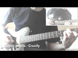 James Labrie - Crucify (intro) acoustic cover