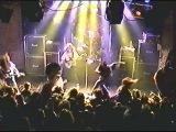 Obituary live at Backstage, Houston, TX 4-6-93