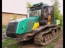 Т-501 - гусеничный трактор 5 тс тяги