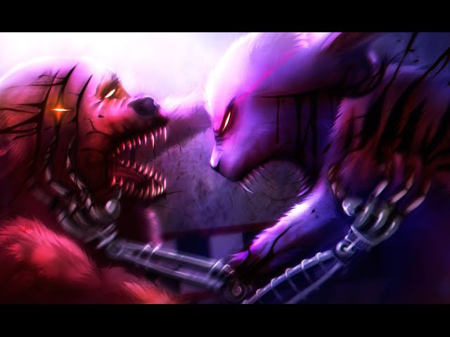 Speedpaint - You Bastard (FNAF Fanart)
