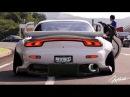 Mazda RX7 FD3S Sound Compilation