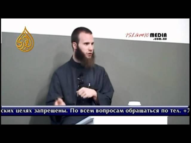 Как я принял Ислам | Юша Эванс