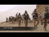معركة تحرير تدمر ريف حمص سوريا