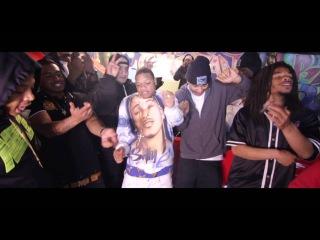 Niddie Banga - Ridin' Round (feat . Lil Goofy, Lil Blood & Darkskin)