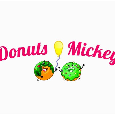 Donuts Mickey