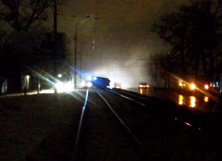 В Таганроге полицейские спасли полуторагодовалого ребенка из горящего кафе «Салют»
