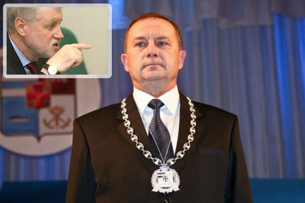 Справедливоросс Сергей Миронов объяснил критику мэра Таганрога Владимира Прасолова местью