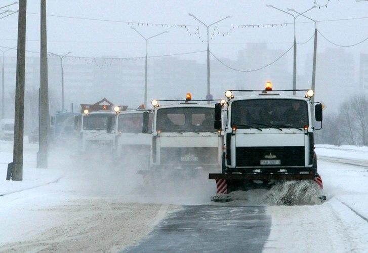 В Таганроге для уборки улиц от снега приобретут более 30 единиц спецтехники
