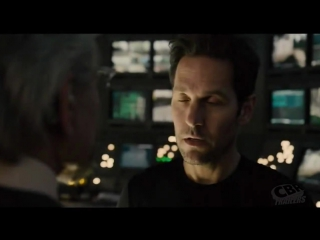 ANT-MAN TV Spot #14 (2015) Paul Rudd Marvel Superhero Movie HD