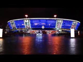 Донецк до войны. Лучшие суперкары Донбасса (Donetsk before and after. Supercars of Donetsk, Ukra... (HD)