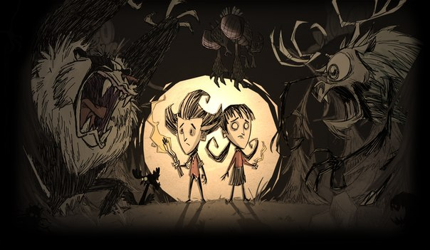 don't starve together online