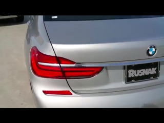 NEW 2016 BMW 760i M Sport Package _ 20 M Wheels _ Quick BMW Review