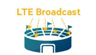Ericsson показала LTE Broadcast вместе с рядом других компаний на MWC2015