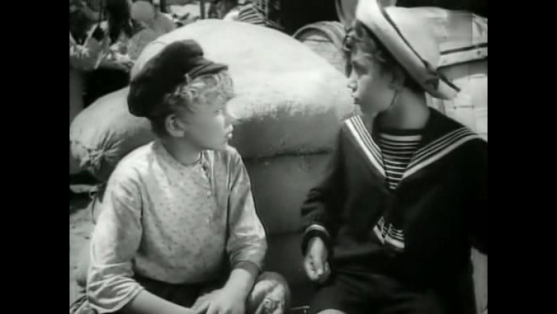 Белеет парус одинокий - Samotny biały żagiel (1937) sub PL