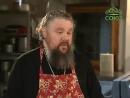 Кулинарное паломничество. Новоспасский монастырь.Приготовление творожной пасхи