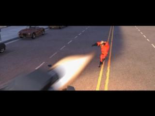 Суперсемейка/The Incredibles (2004) Blu-ray трейлер