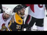 Senators at Bruins Game Highlights 04/09/16