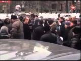 Кличко прячется от протестующих в горсовете в Киеве