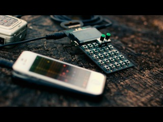 Live Electro Jam In The Wild Feat. PO-12 Rhythm iPhone
