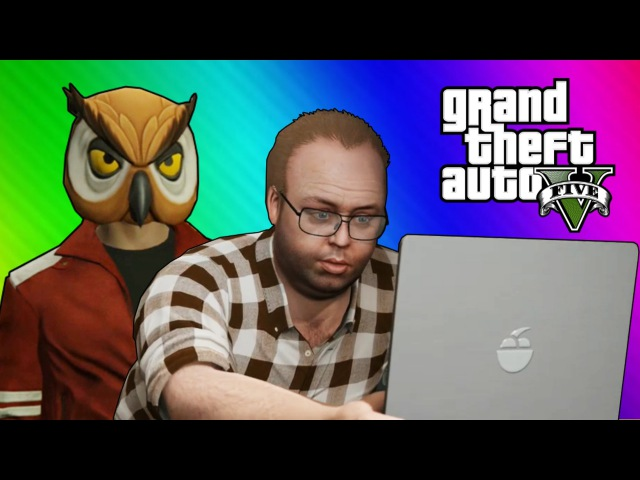 GTA 5 Heists 4 - The Bank Robbery (GTA 5 Online Funny Moments) [Part 2]