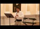 Carnyx by Serban Nichifor clarinet Bruno Philipp
