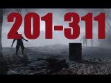 Nacht Der Untoten Rounds 201-311 Full Gameplay - World at War Zombies