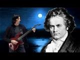 'Moonlight Sonata' 3rd Movement - Guitar - Dan Mumm - Classical Metal - Ludwig Van Beethoven