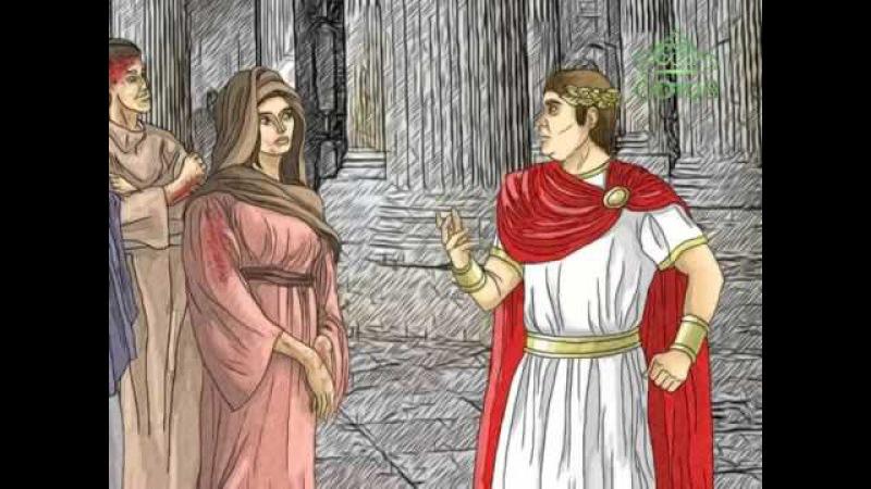Мульткалендарь 2 апреля Святая мученица Фотина Самаряныня