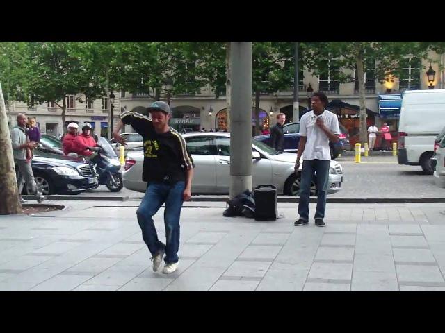 Arab break dance batwanes beek (warda)