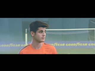 Álvaro Morata & Juventus - Goals & Skills - 2160p