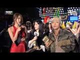 141203 MAMA 2014 아이유, 태양 (IU, TAEYANG) Best Female Male Artist Interview 20141203 @MAMA 2014