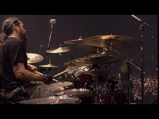 Meshuggah Pravus Alive DVD HD