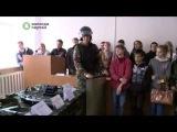Более 50 молодых вологжан побывали с экскурсией на базе подразделения вологодского ОМОНа