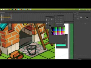 -11 Анимация , Создание мобильных и компьютерных игр .