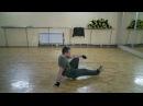 Уроки брейк-данса./Падения и кувырки/Брейк-акробатика. Lessons of break-dance. / Falls and flips / Break-acrobatics.