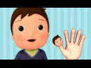 Finger Family Daddy Finger Nursery Rhymes from LittleBabyBum!