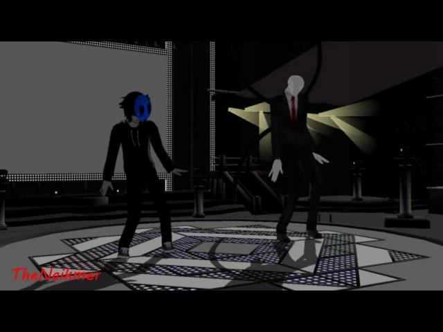 [MMD] Creepypasta Elektrika EyelessJack/SlenderMan