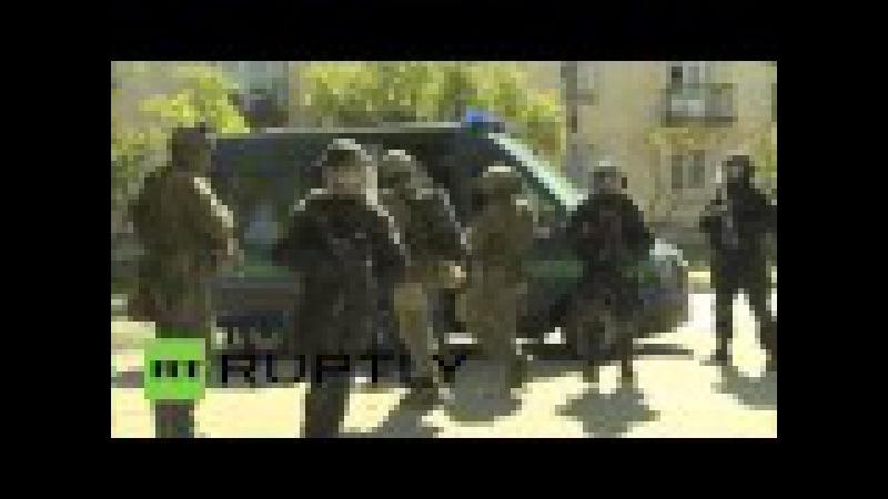 Litauen probt Anti-Terror-Operationen gegen mögliche Separatisten