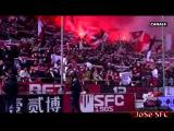 Sevilla - R. Madrid - Himno del Sevilla - El Arrebato