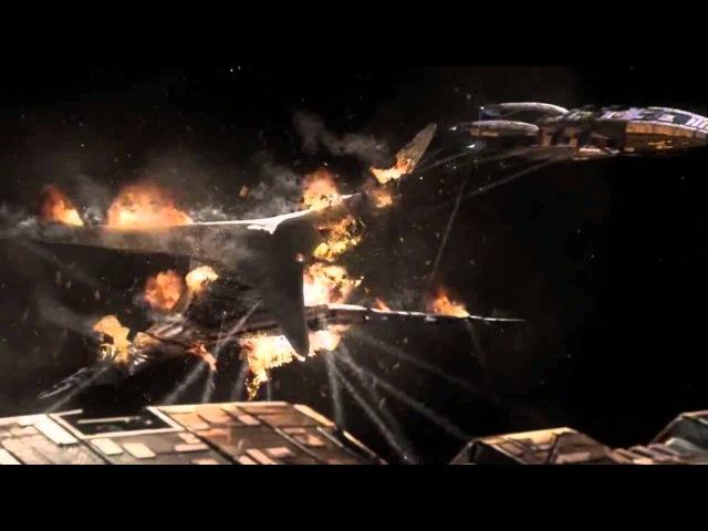 Battlestar Galactica EPIC Battle Montage