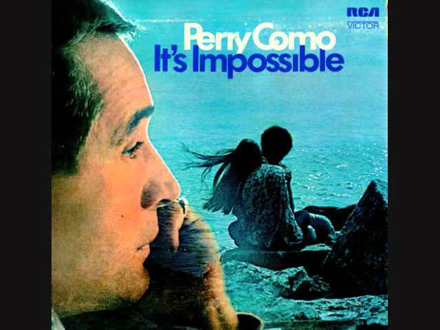 Raindrops Keep Fallin' On My Head - Perry Como
