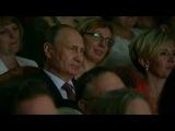 Владимир Путин был в числе зрителей на спектакле `Лица` в театре `Et cetera` - Первый канал