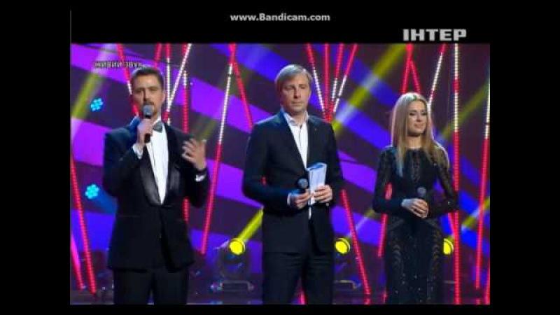 Вітальна промова організаторів музичної премії Yuna 2015 смотреть онлайн без регистрации
