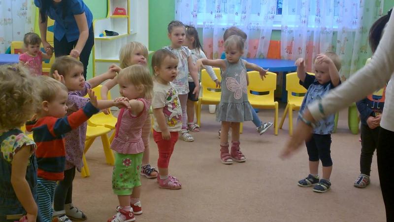 Музыкальные занятия на Рутминского 2.