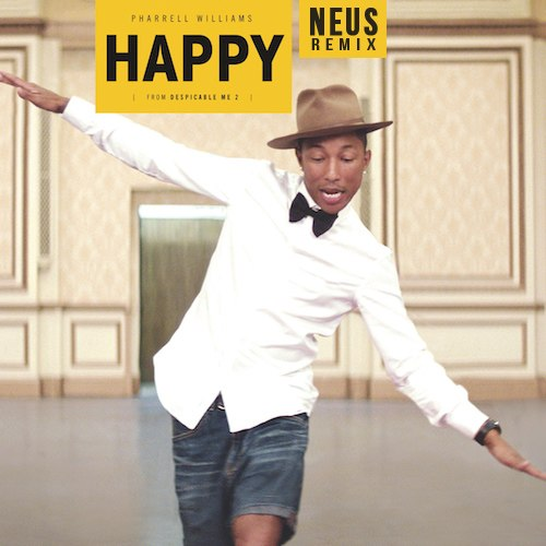 Pharrell Williams - Happy (NEUS Remix)