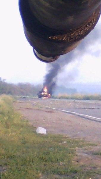Войска РФ продолжают прибывать на Донбасс: присутствие российских войск уже даже не маскируется, - СНБО - Цензор.НЕТ 4195